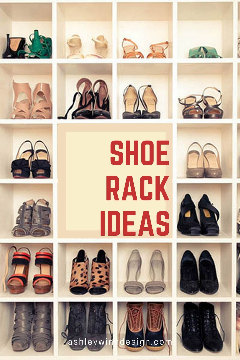 47 Awesome Shoe Rack Ideas in 2020