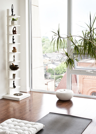 plant shelf decor ideas