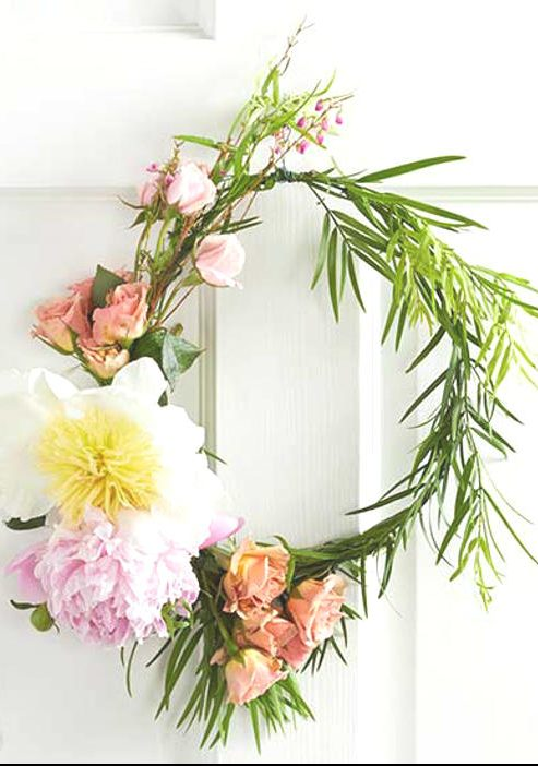 easter spring wreaths