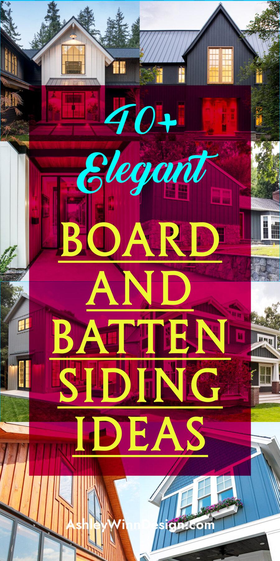 board and batten