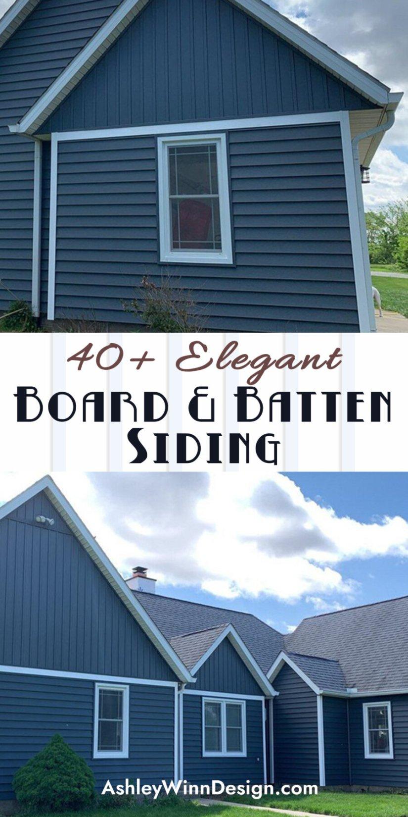 board and batten vinyl siding colors