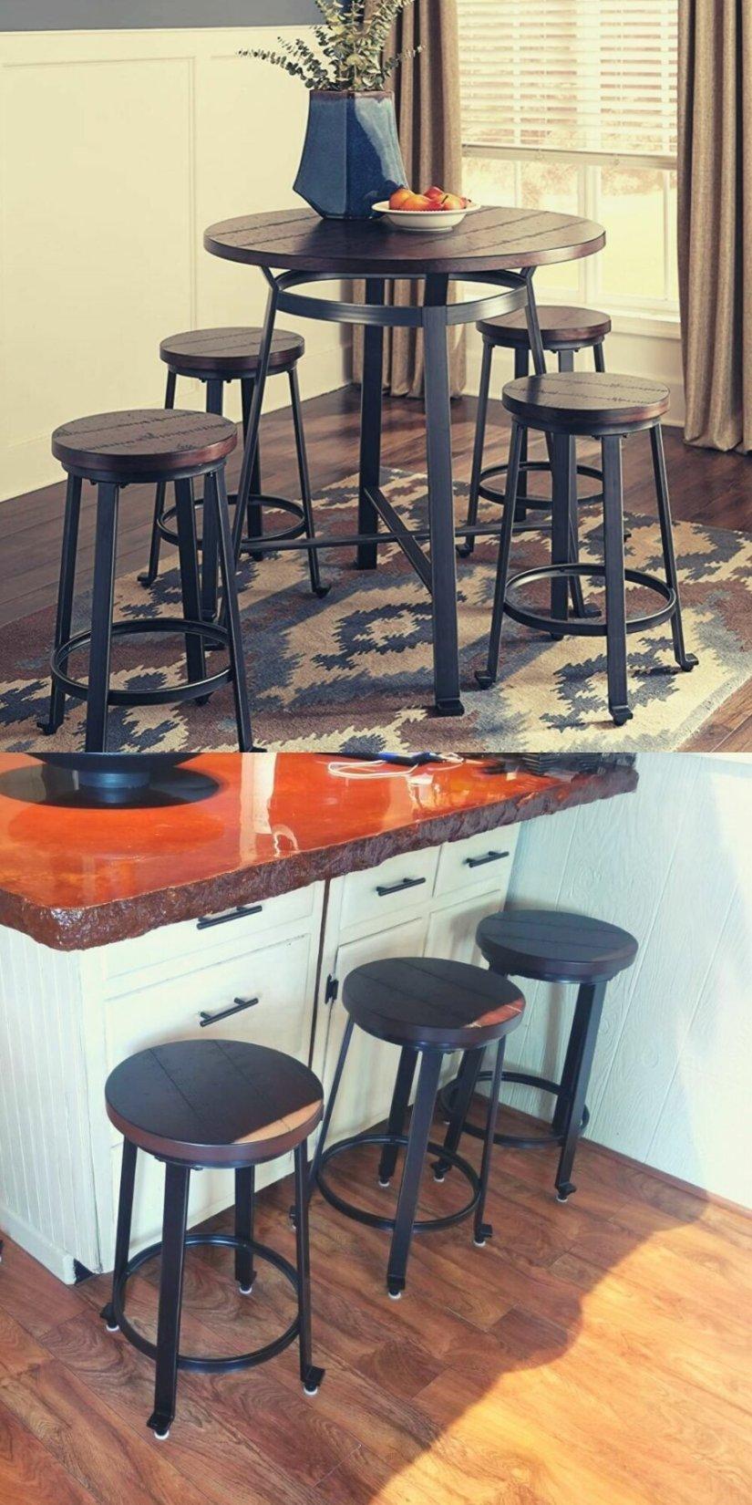 ashley furniture stools