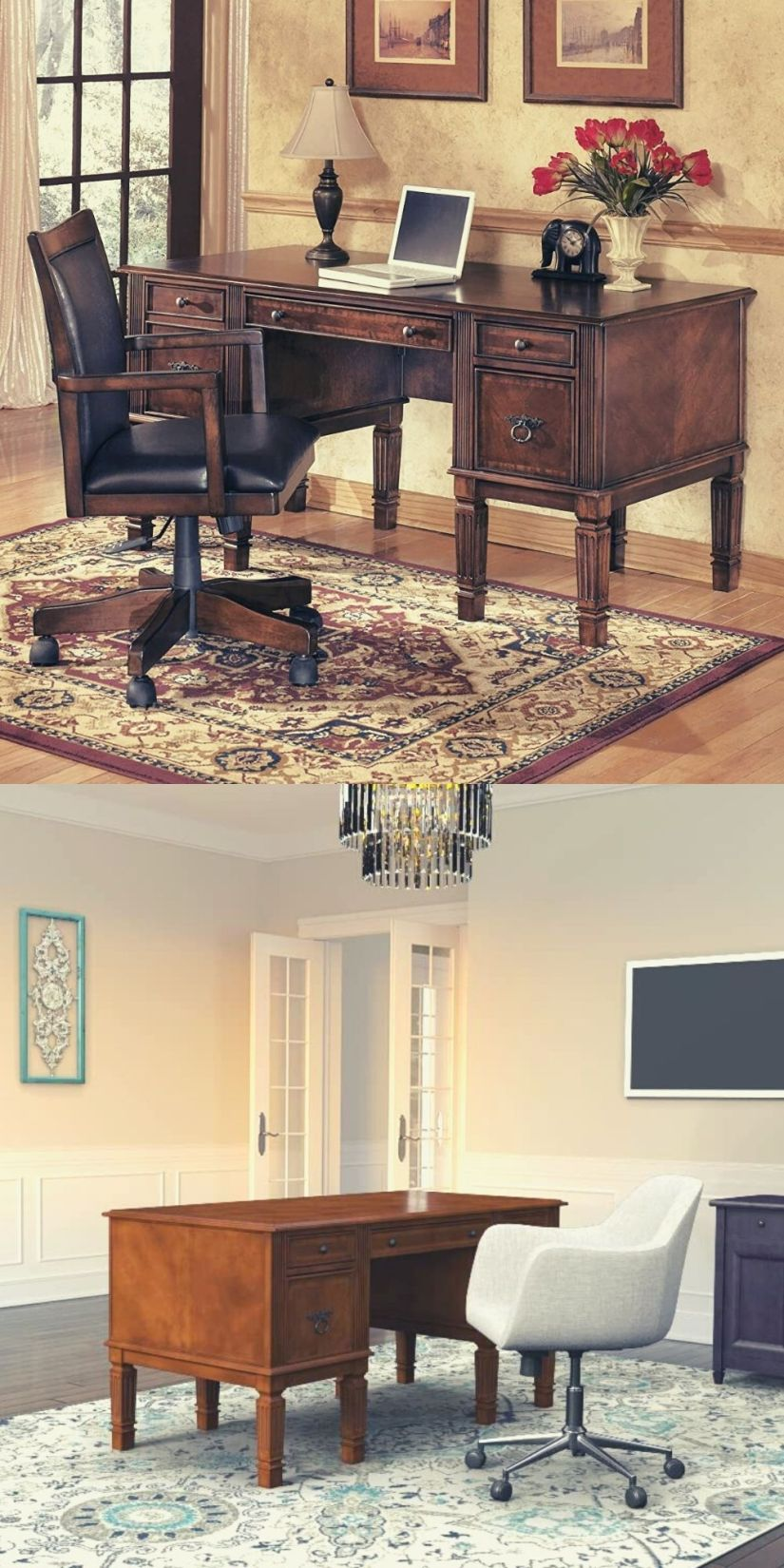 ashley furniture office desks