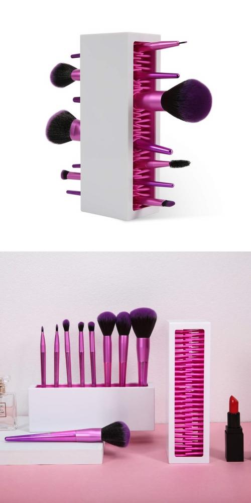 professional brush holder