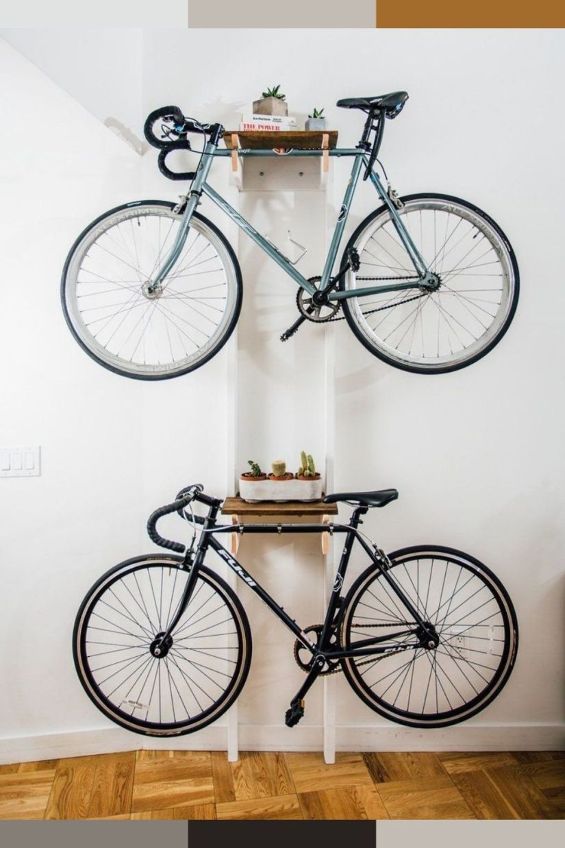 road bike storage ideas