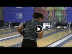 #FlashbackFriday - Ashly Galante's 300 at the 2017 U.S. Women's Open