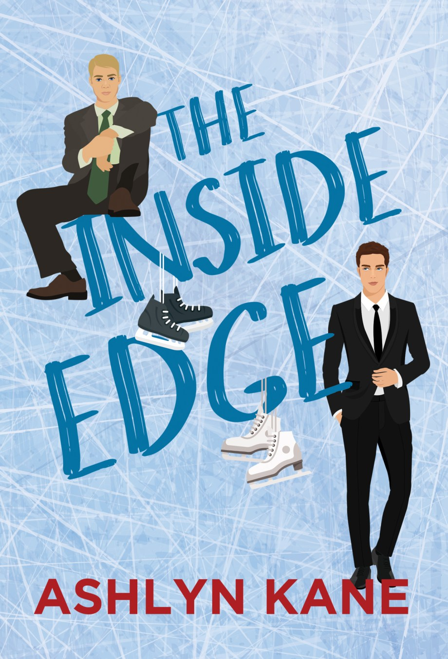 The Inside Edge cover
