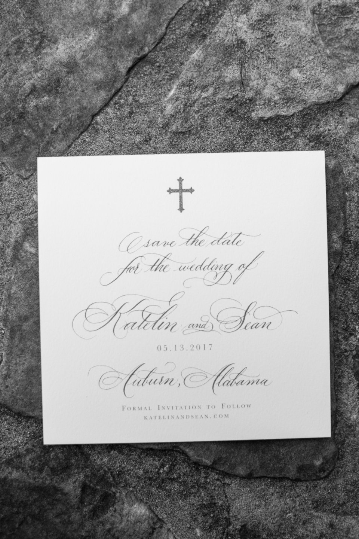 Wedding Invitation Calligraphy by Ashlyn Writes, Atlanta Calligrapher