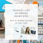 Should I list my prices_AshlynWritesCopywriting