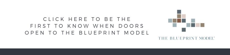 Blueprint Model Lead Graphic