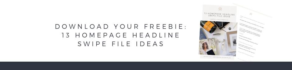 AW - 13 Headlines Swipe File