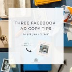 Three Facebook Ad Copy Tips from Ashlyn Writes Copywriting and Calligraphy