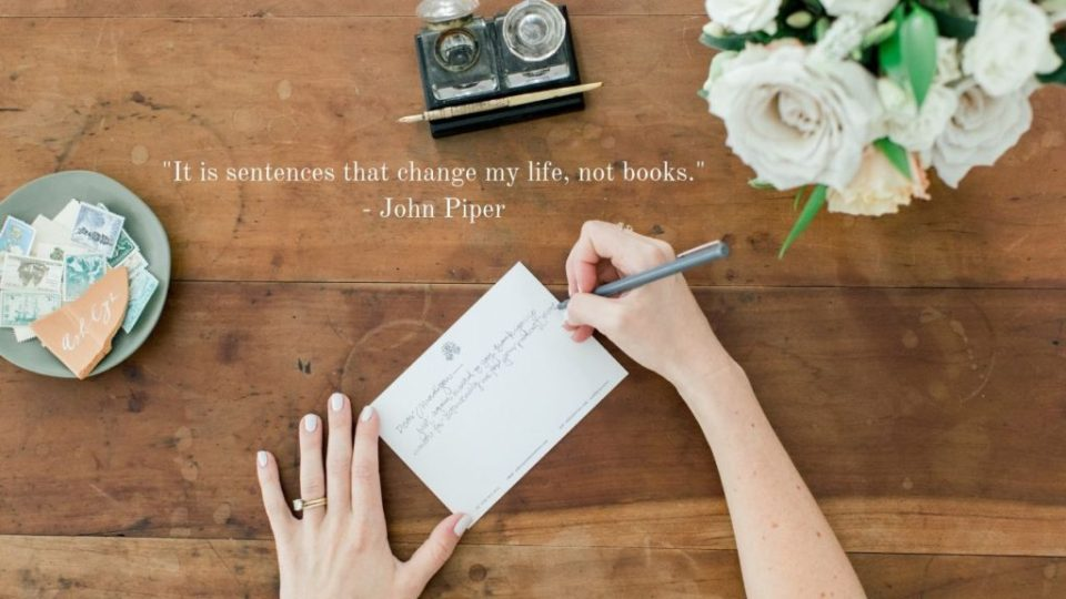 John Piper Quote about books_AshlynWrites
