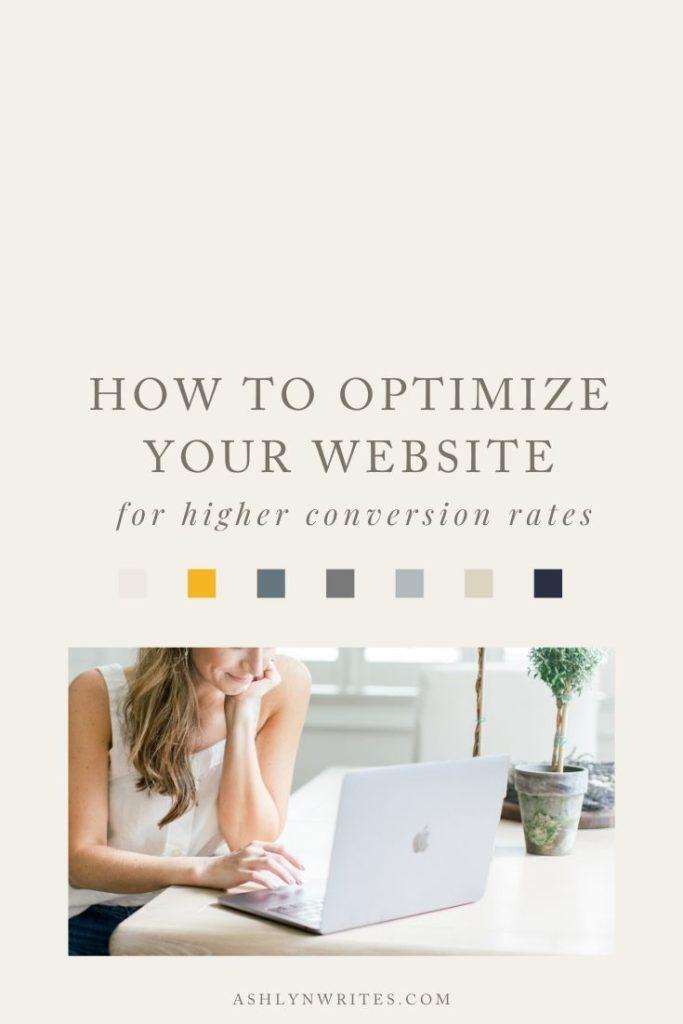How-to-optimize-your-website-AshlynWritesCopywriting_Pinnable