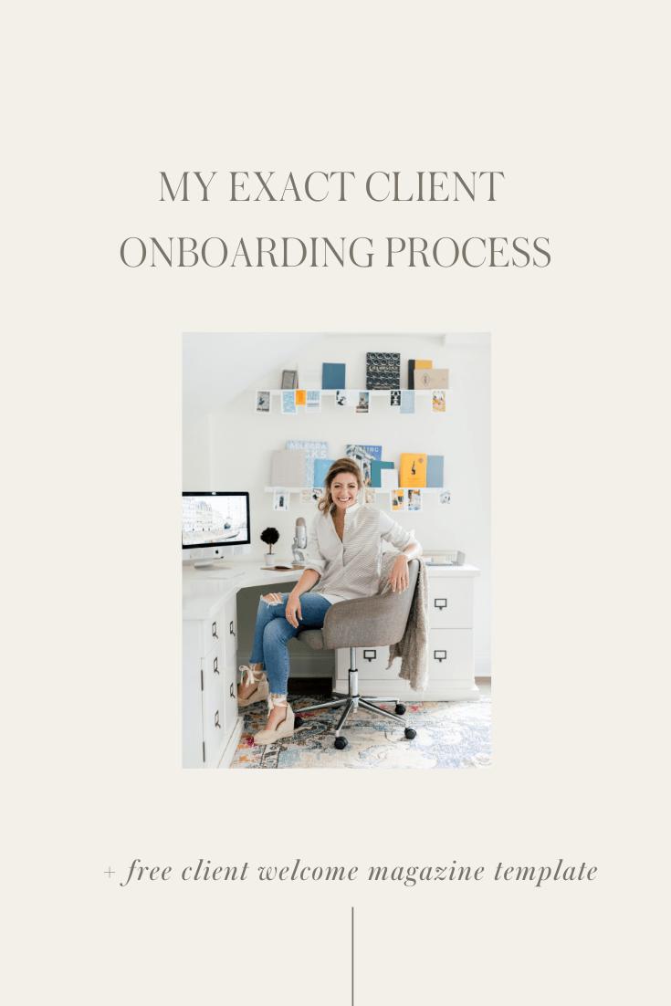 My Exact Client Onboarding Process   Ashlyn Writes