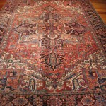 Are Rugs Sultanabad Masters Collection 9902774 6 X 9 Tan Ivory