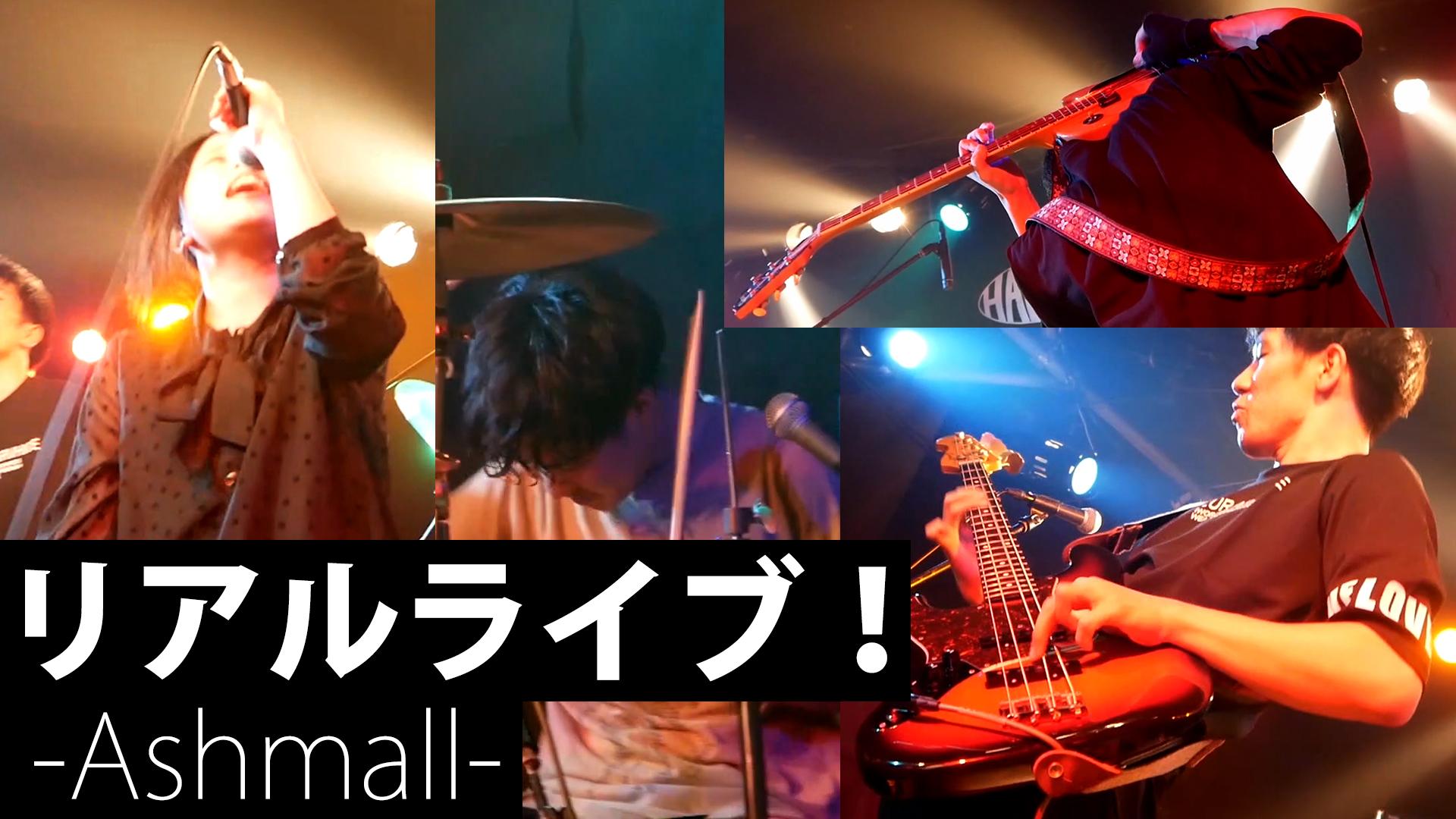 Ashmallリアルライブ 2019.9.28@福井HALL BEE【ライブレポVol.3】