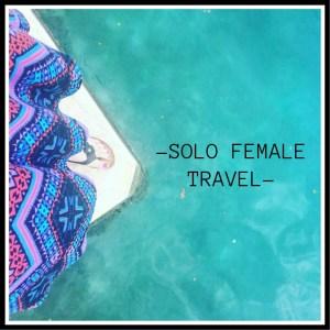 6 SOLO TRAVEL