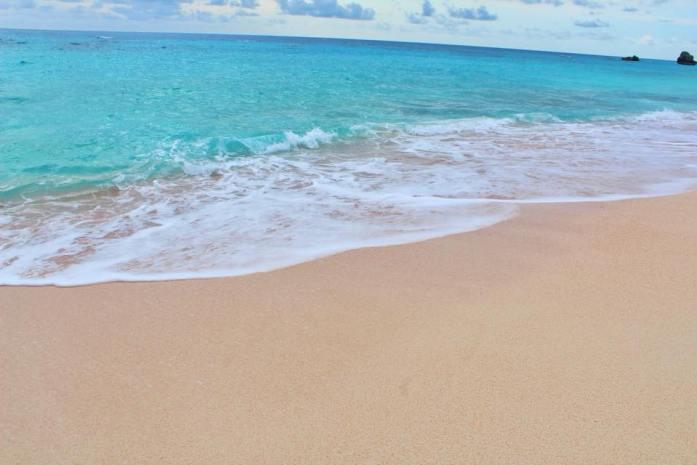 pink sand beaches of bermuda