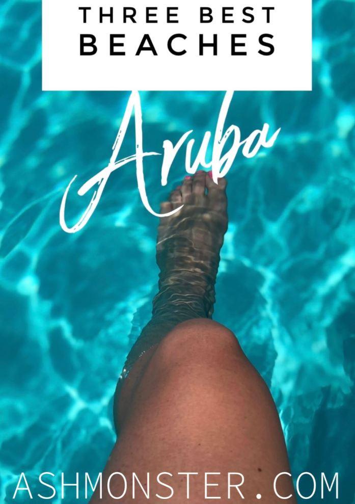 three best beaches of aruba from ashmonster.com