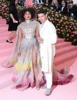 Priyanka Chopra & Nick Jonas in Dior - Met Ball 2019