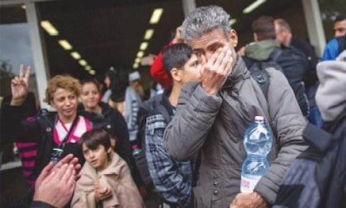 نو ایمانان مسیحی از آزار و اذیت پناهجویان مسلمان در امان نیستند