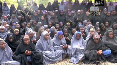آزادی ۱۰۰ دختر مسیحی از چنگ اسلامگرایان بوکوحرام