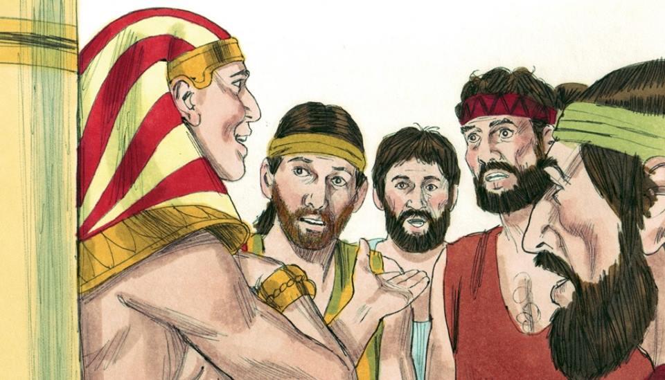 یوسف به برادرانش گفت که او می تواند فالگیری کند (پیدایش فصل 44 آیه 15). آیا او در مصر به فالگیری مشغول بود؟