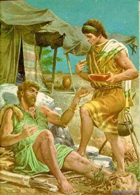 ادعای مخالفان: خدا اجازه داد تا یعقوب با حیله و نیرنگ برکت الهی را نصیب خود سازد!