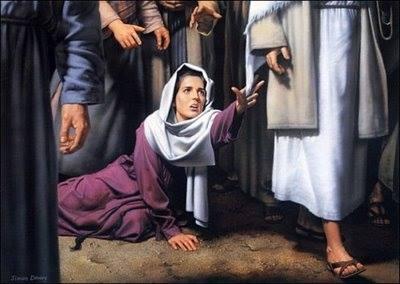 آیا طبق شریعت یهود، عیسی توسط لمس یک زن بیمار، نجس شد؟(مرقس فصل ۵ آیات ۲۵- ۳۴)