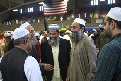 در سال ۲۰۱۶ پناهجویان مسلمان بیشتر از مسیحیان اجازه ورود به آمریکا را دریافت کردند