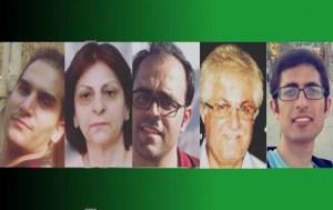 کمپین جمع آوری امضاء برای دفاع از حقوق پنج شهروند مسیحی در ایران