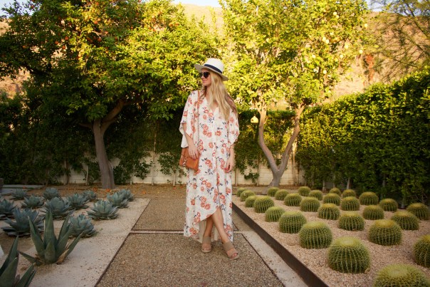 maxi dress palm springs