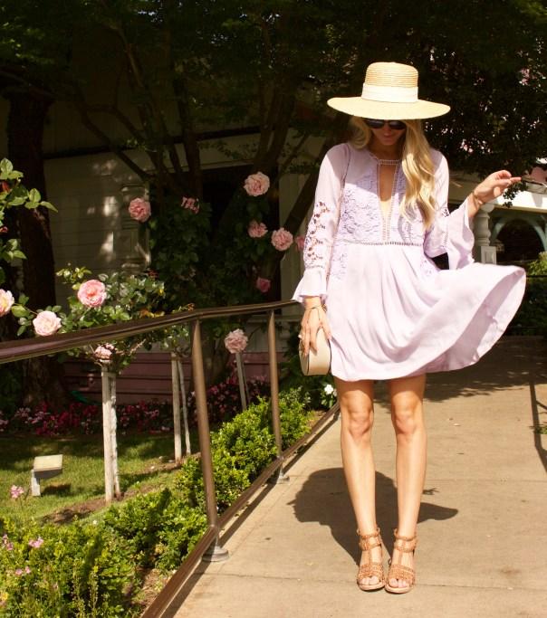 lavender dress madonna inn