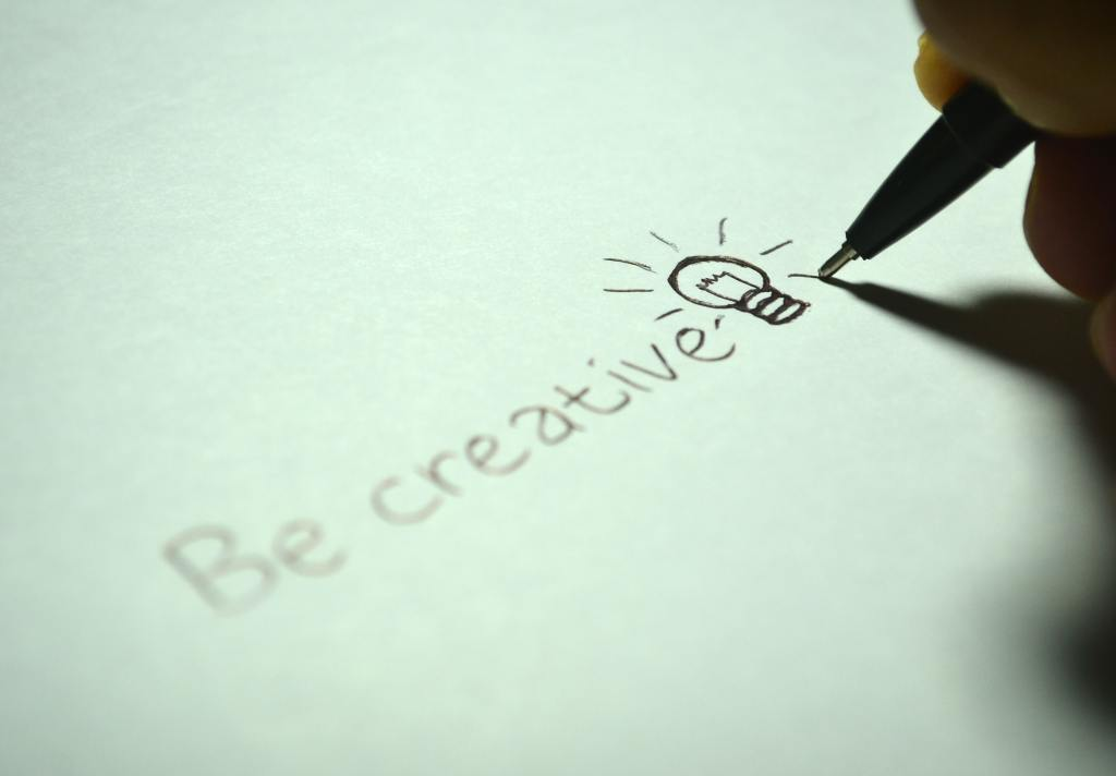 How Does Creative Person Think?