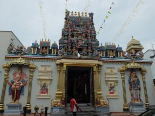Sri Mahamariamman Temple - Little India