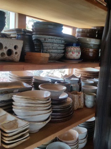 The crockery cupboard - I want it!