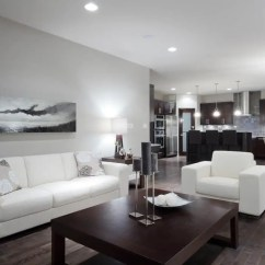 Living Room Show Homes Ideas With Black Couches The Charlton A S Manitoba