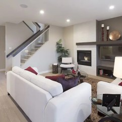 Living Room Show Homes Brown And Turquoise The Lonsdale A S Winnipeg