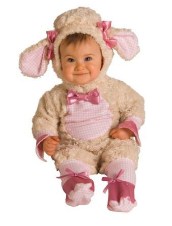 Farm Animal Costumes for Kids - Lamb