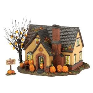 Department 56 Halloween - Pumpkin House