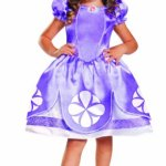 Disguise Costumes Sofia the First Classic Toddler Costume