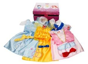 Disney Princess Costumes - Dress Up Trunk