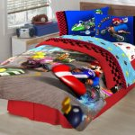Boys Room Ideas - Super Mario The Race is On Bedding