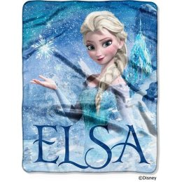 Elsa Throw Disney Frozen Bedding Sets