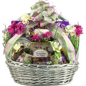 Gourmet Organic Easter Basket