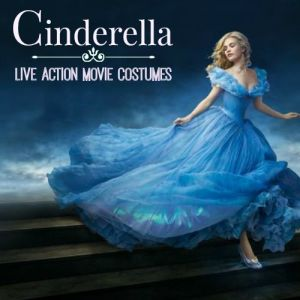 Cinderella Live Action Costumes