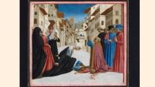 Dmenico Venziano, A MIṚCL V ST. ZNÔBỊS, c. 1445