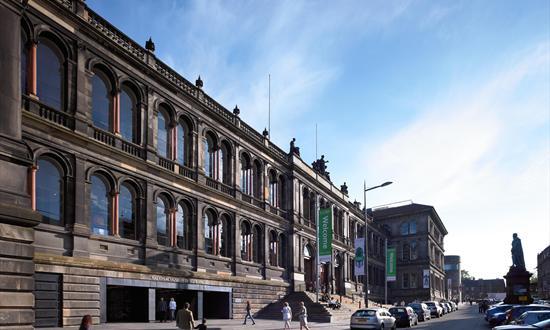 National Museum of Scotland, Edinburgh