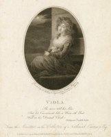 Caṛlîn Wotsn │ VÎÔLA: Š NVR TOLD HR LUV… ŠÊCSPIR'S TWELFƮ NÎT │ 1790
